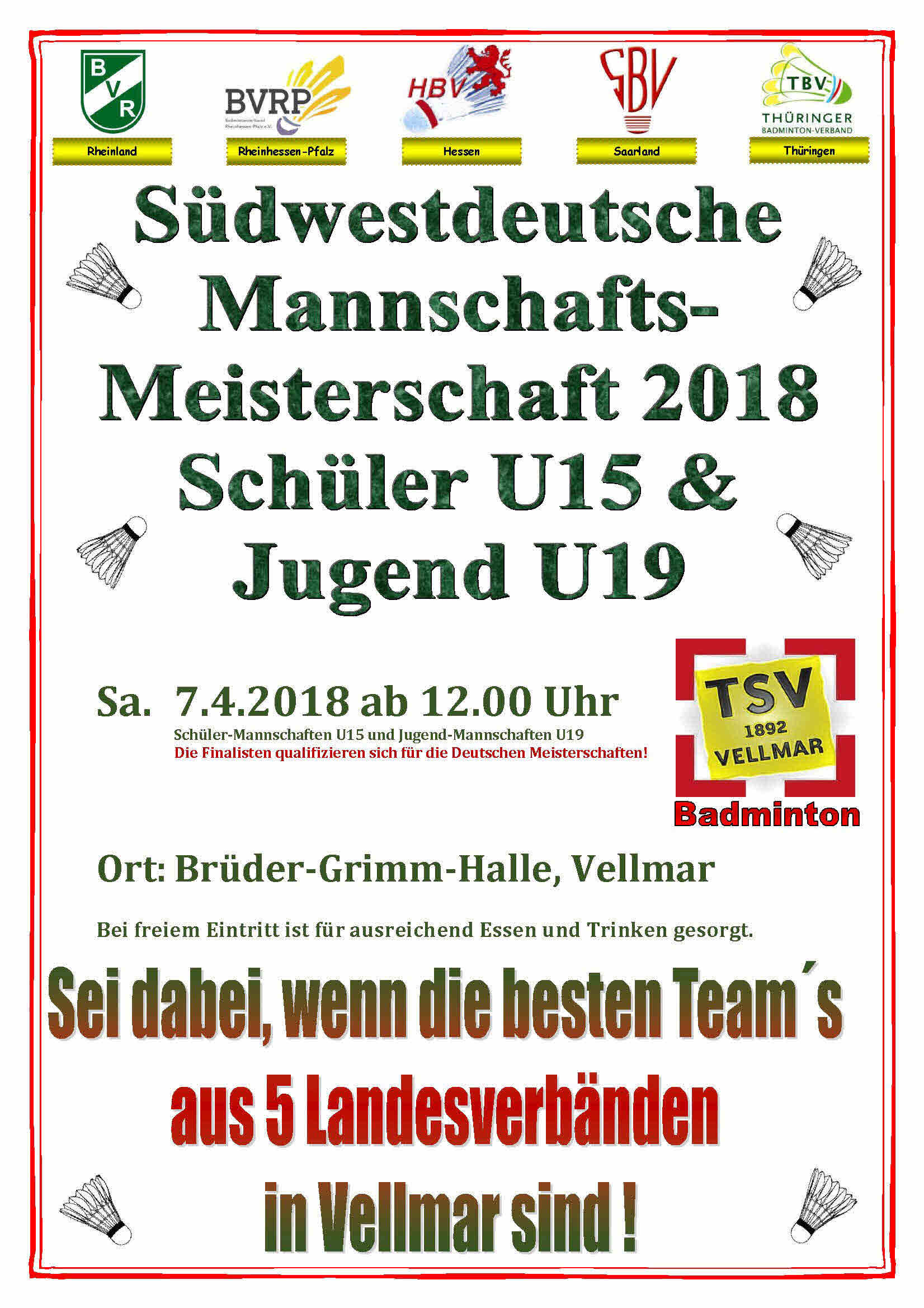 SWD MM 2018 Plakat ohne Sponsor A