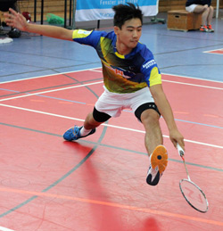 David Peng (Fun-Ball Dortelweil)