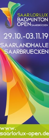 Saarbruecken Badminton Open 2019